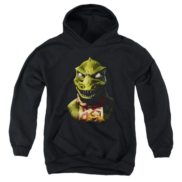 Star Trek Gorn Bust Youth Pull Over Hoodie
