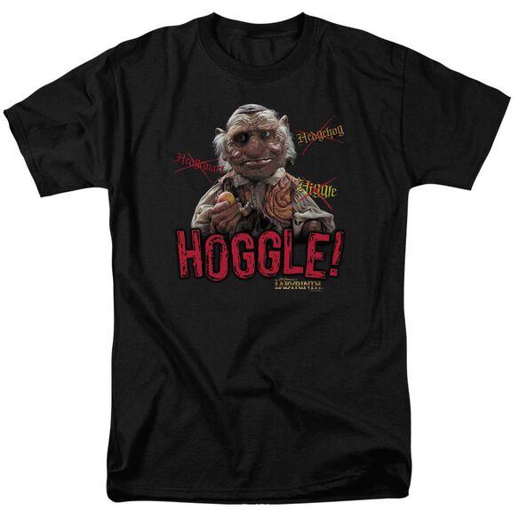 Labyrinth Hoggle Short Sleeve Adult T-Shirt