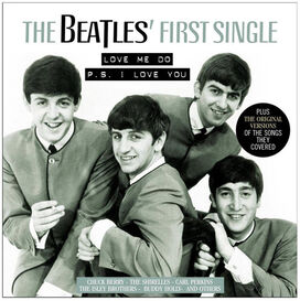 The Beatles - Beatles First Single: Love Me Do / PS I Love You