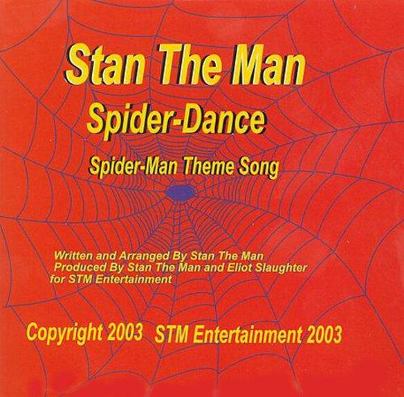 Spider Dance, Spider Man Theme Song