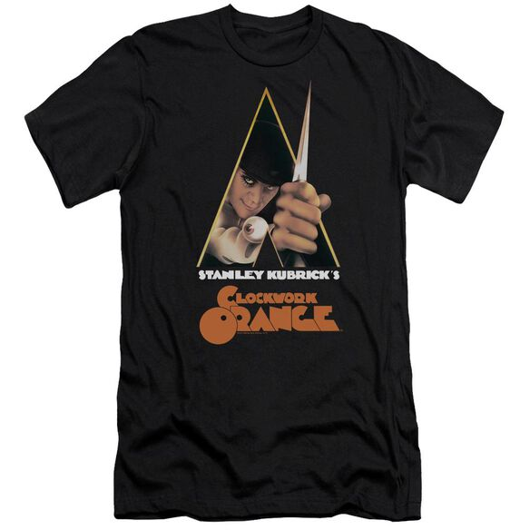 A Clockwork Orange Poster Hbo Short Sleeve Adult T-Shirt