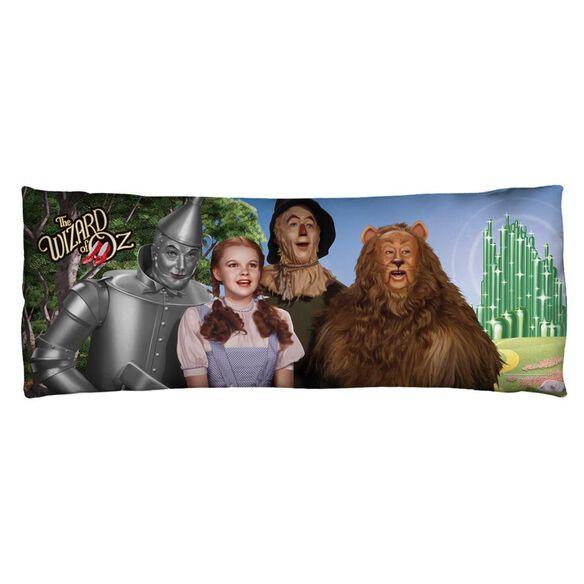 Wizard Of Oz Emerald City Microfiber Body