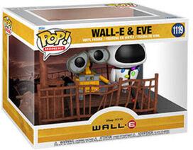 Funko Pop! Movie Moment: Wall E & Eve