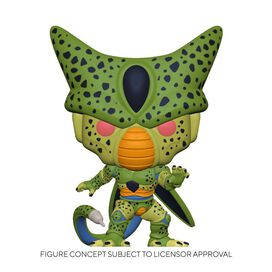 Funko Pop! Animation: Dragon Ball Z S8- Cell (First Form)