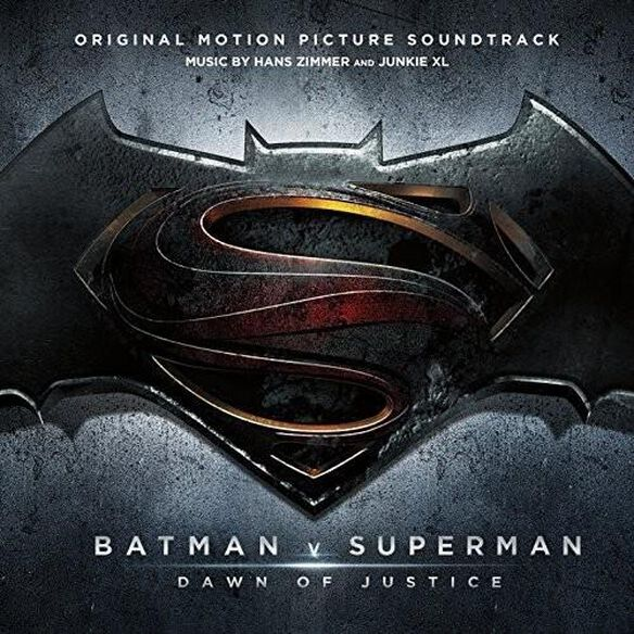 Batman V Superman: Dawn Of Justice O.S.T. (Stand