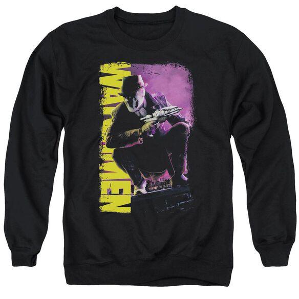Watchmen Perched Adult Crewneck Sweatshirt