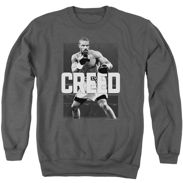 Creed Final Round Adult Crewneck Sweatshirt