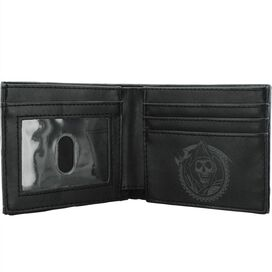 Sons of Anarchy SAMCRO Deboss Wallet