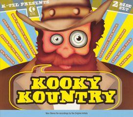 Various Artists - Kooky Kountry: 2 CD Set