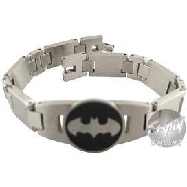 Batman Logo Bracelet