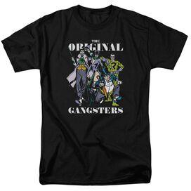 Dc Original Gangsters Short Sleeve Adult T-Shirt