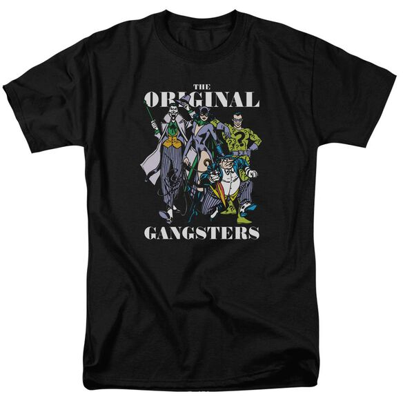 Dc Original Gangsters Short Sleeve Adult T-Shirt