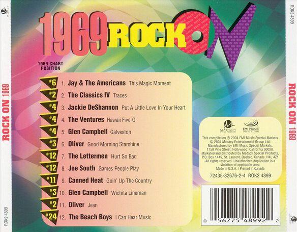 Rock On 1969