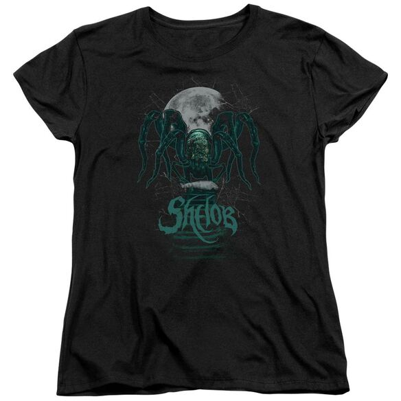 Lord Of The Rings Shelob Short Sleeve Womens Tee T-Shirt