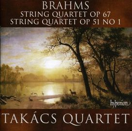 J. Brahms - String Quartets