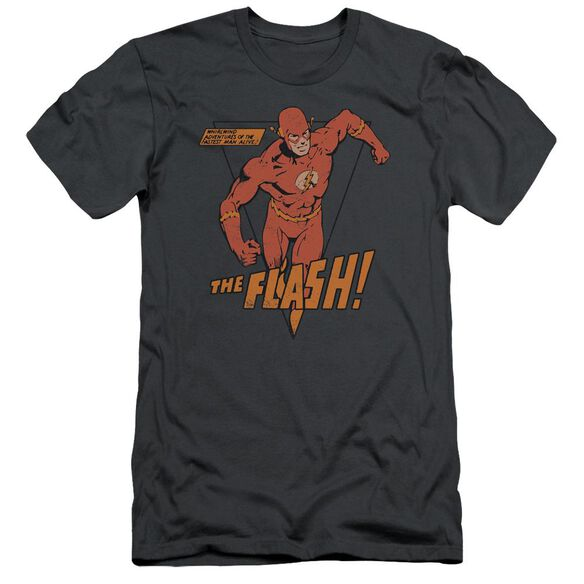Dc Whirlwind Short Sleeve Adult T-Shirt