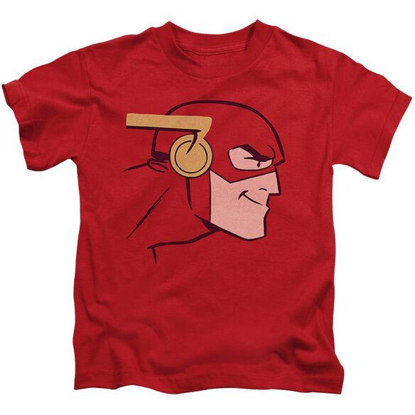 Jla Cooke Head Short Sleeve Juvenile T-Shirt
