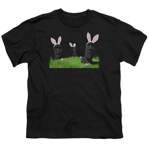 Easter Island Short Sleeve Youth T-Shirt