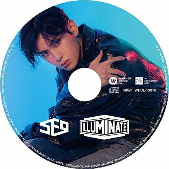 Sf9 - Illuminate: Tae Yang Version