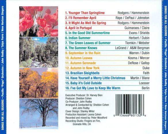 Songs For All Seasons 410