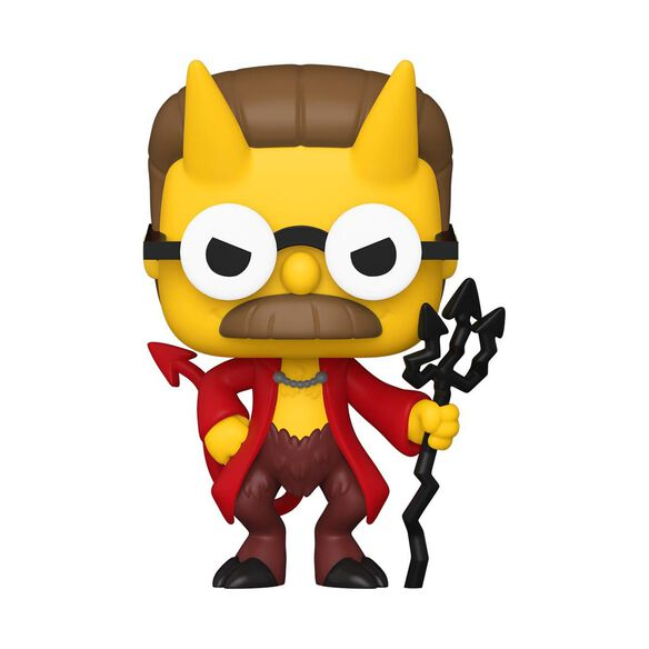 Funko Pop! TV: Simpsons - Devil Flanders