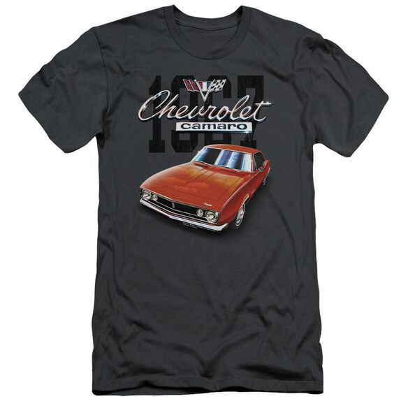 Chevrolet Classic Camaro Short Sleeve Adult T-Shirt