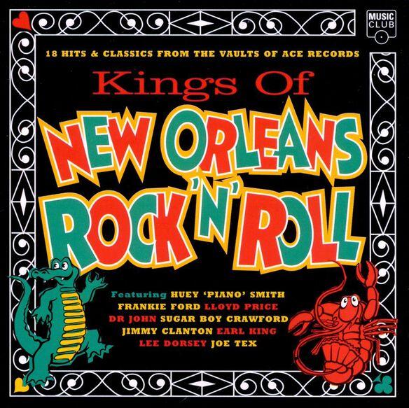 Kings Of New Orleans R898