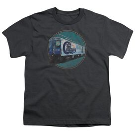 Chicago The Rail Short Sleeve Youth T-Shirt