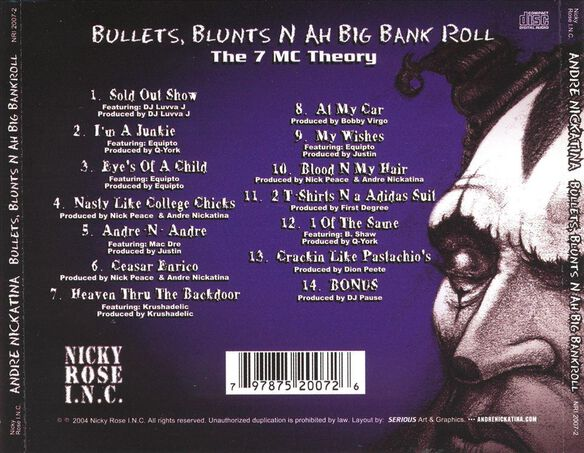 Bullets 0504