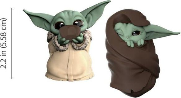 Star Wars - The Bounty Collection The Child Sipping Soup & Blanket-Wrapped Figures [2-Pack]