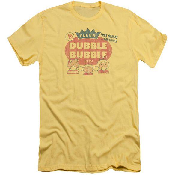 Dubble Bubble One Cent Short Sleeve Adult T-Shirt