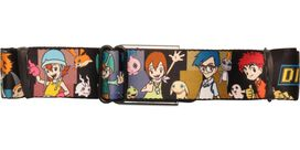 Digimon Kids Wrap Seatbelt Belt