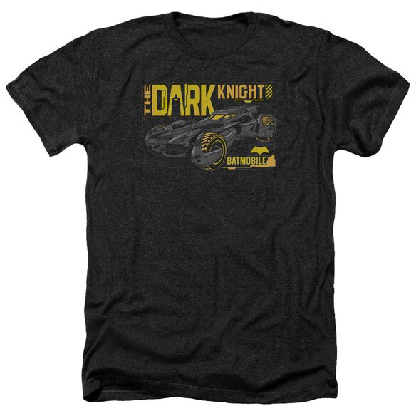 Batman V Superman Mobile Dark Knight Adult Heather