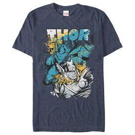 Thor Scribble Art T-Shirt