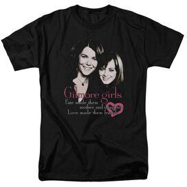 Gilmore Girls Title Short Sleeve Adult T-Shirt