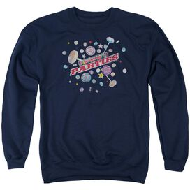 Smarties Parties Adult Crewneck Sweatshirt