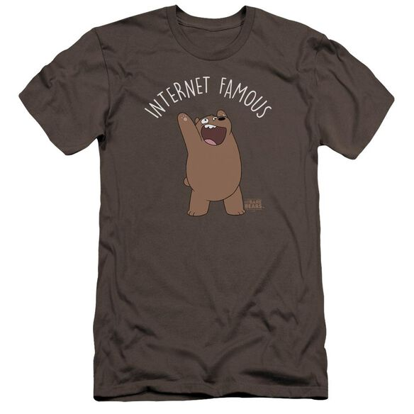 We Bare Bears Internet Famous Hbo Short Sleeve Adult T-Shirt