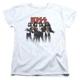 KISS THROWBACK POSE-S/S T-Shirt