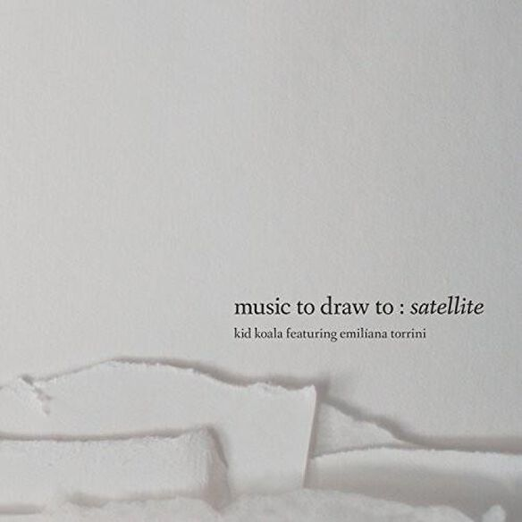 Music To Draw To: Satellite (Wb)