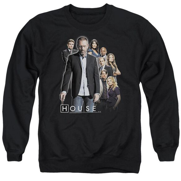 House Crew Adult Crewneck Sweatshirt