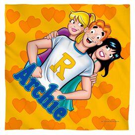 Archie Love Triangle Bandana