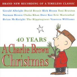 Various Artists - 40 Years: A Charlie Brown Christmas