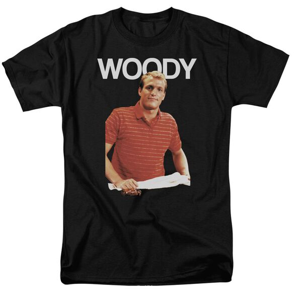 Cheers Woody Short Sleeve Adult T-Shirt