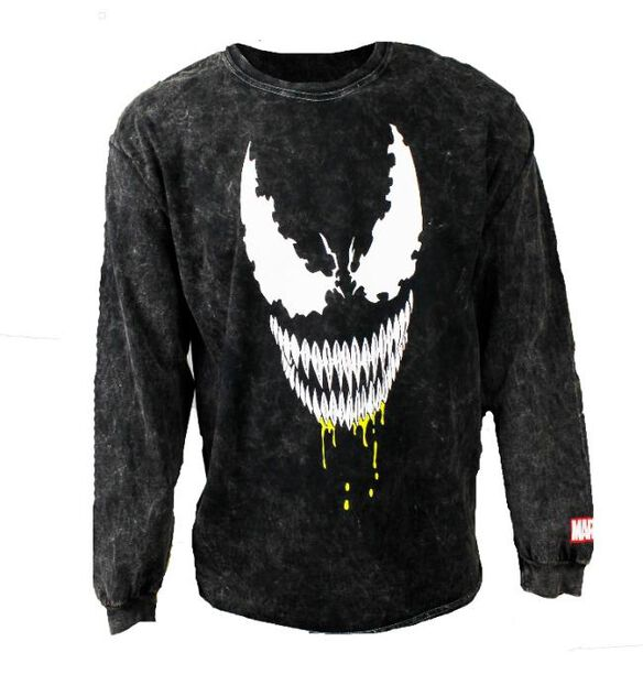 Venom Razor Teech Long Sleeve T-Shirt
