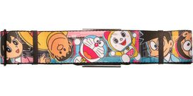 Doraemon Group Wrap Seatbelt Belt