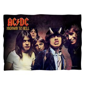 Acdc Highway (Front Back Print) Pillow Case