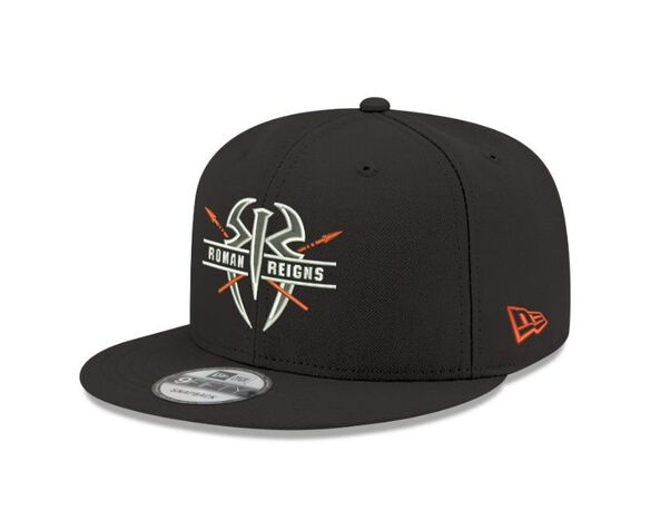 New Era 9FIFTY WWE Roman Reigns Snapback Hat