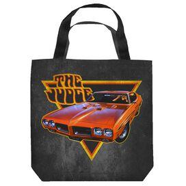 Pontiac The Judge Tote Bag