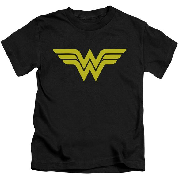 DC WONDER WOMAN LOGO-S/S T-Shirt