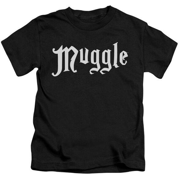 Harry Potter Muggle Short Sleeve Juvenile T-Shirt